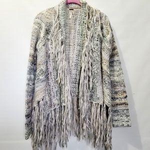 Free PeopleCoachella Rock Cardi Sweater L